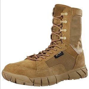 NWOT Military Style Boots